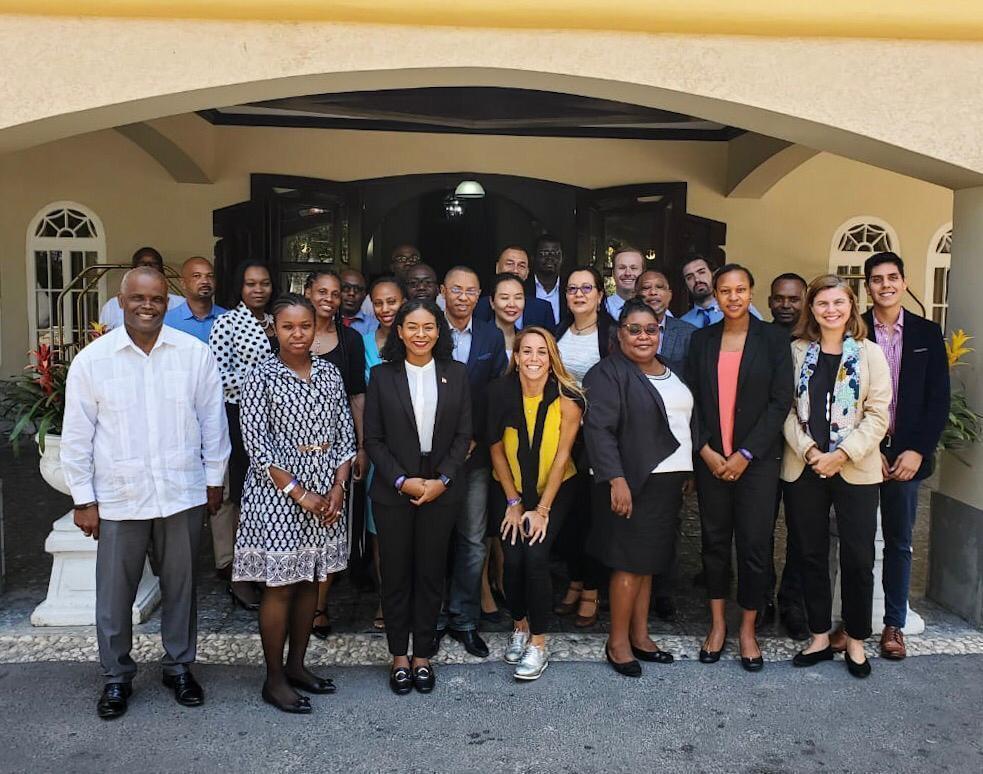 2019, Montego Bay, Jamaica - Caribbean Regional Training Workshop on Innovation and Implementation of National Adaptation Plans